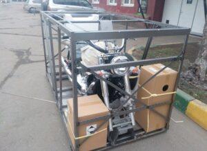 Перевозка мототехники