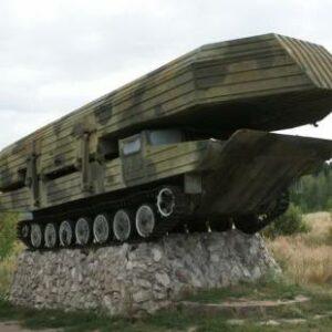 Понтонно-мостовая машина